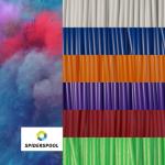 ABS для 3D ручки 6 цветов (цветной взрыв)