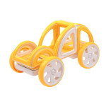 Magformers My First Buggy Car Set - Yellow
