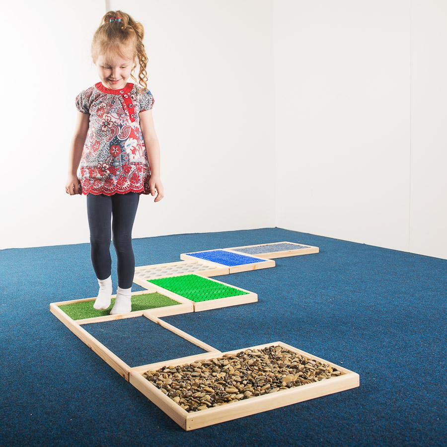 Оборудование для сенсорного развития детей своими руками