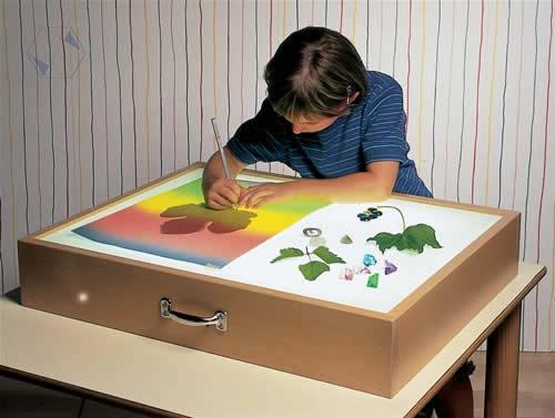 Световой стол для рисования песком сделать своими руками