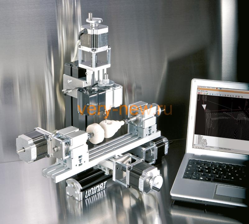 UNIMAT CNC. Конструктор модульных станков