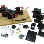 UNIMAT 1 BASIC. Конструктор модульных станков