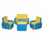 «Бантик» комплект детской мягкой мебели