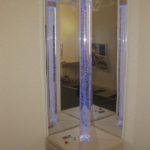 Комплект из двух акриловых зеркал